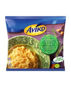Mashed Potato Carrot 750